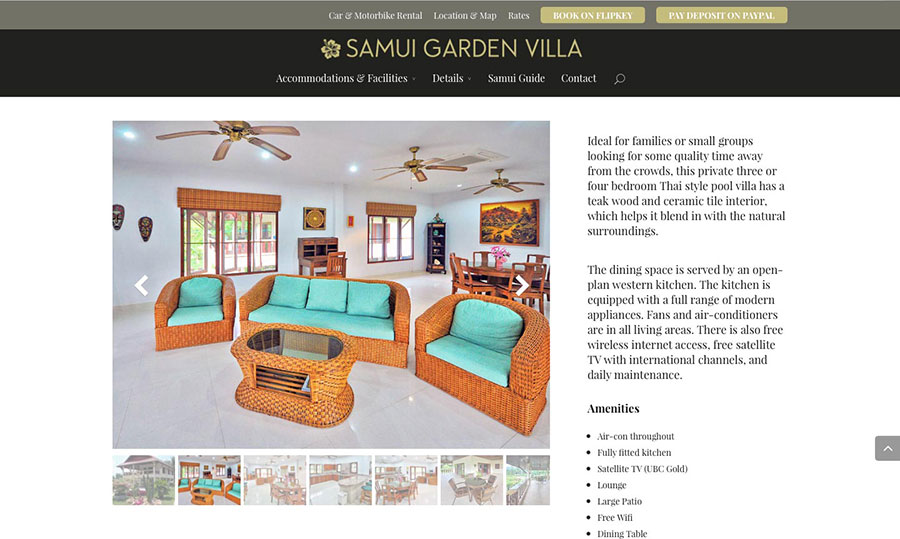 Samui Garden Villa - Custom Galleries